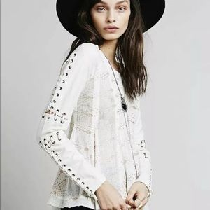 Free people top new with tags SMALL